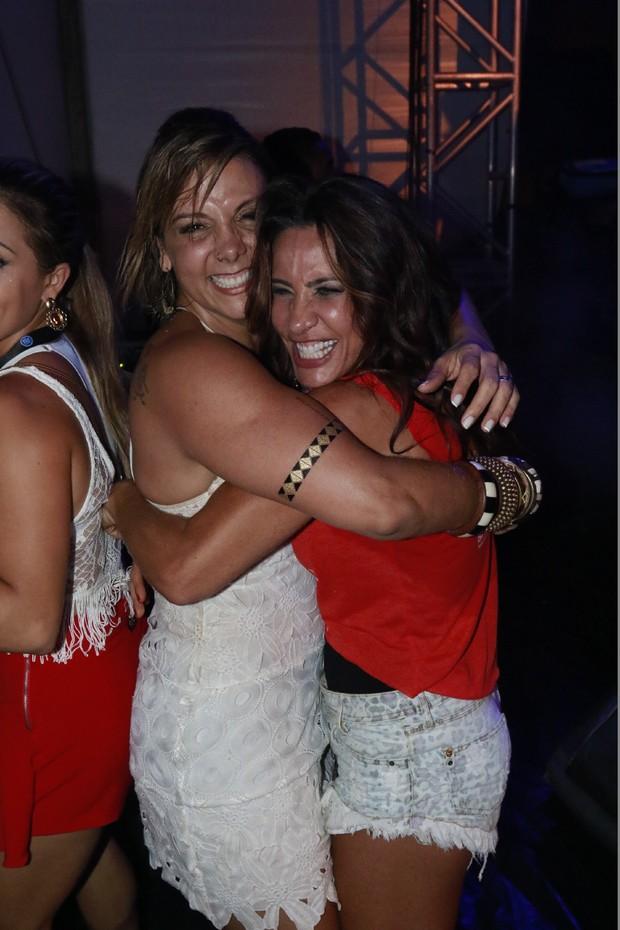 Carla Perez e Scheila Carvalho (Foto: Fred Pontes/divulgação)