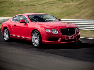 Bentley Continental GT V8 (Foto: Raul Zito/G1)