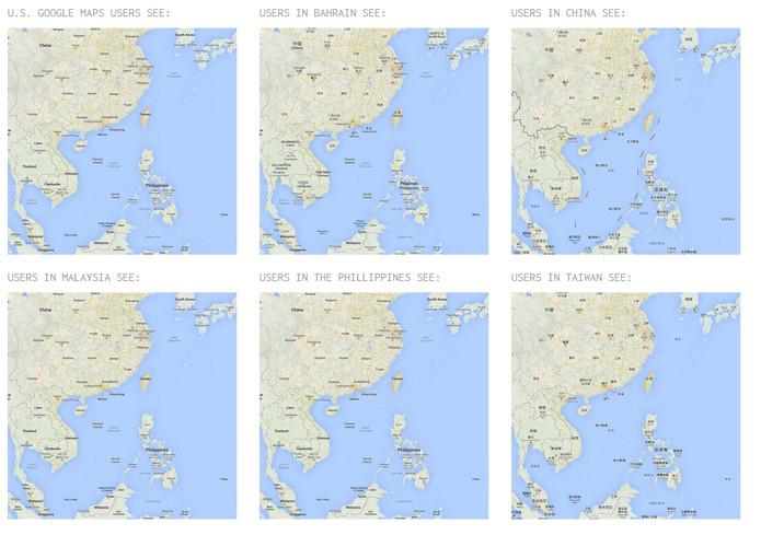 Recursos naturais em abundância faz com que ilhas sejam disputadas por vários países (foto: Reprodução) (Foto: Recursos naturais em abundância faz com que ilhas sejam disputadas por vários países (foto: Reprodução))