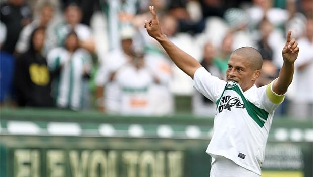 Futebol 2013 (Foto: Divulgação / Site oficial do Coritiba)