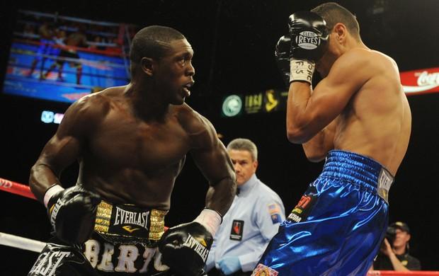 Boxe  - Andre Berto x Freddy Hernandez (Foto: AFP)