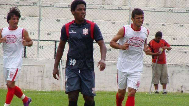 Paulista de Jundiaí x Capivariano - jogo-treino (Foto: Divulgação/Paulista)