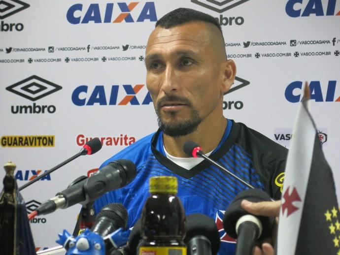guiñazu entrevista vasco (Foto: Edgard Maciel de Sá)