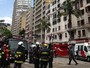SP - 14h: Trânsito melhora no Centro; Avenida São João continua fechada