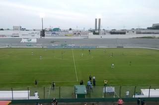 Rio Preto x São José, Estádio Anísio Haddad, Brasileirão Feminino (Foto: Vitor Pizeta / TV TEM)