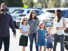 Jennifer Garner contrata guarda-costas após divórcio de Ben Affleck