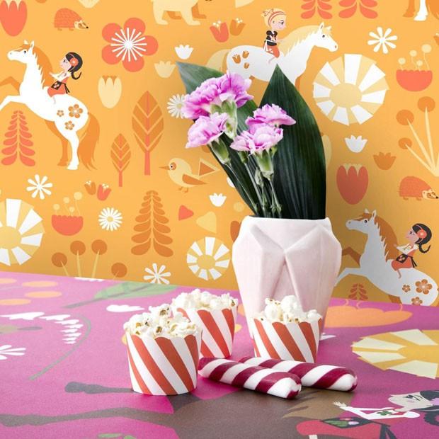 Escolha o seu: 30 papeis de parede com desenhos de bichos (Foto: divulgação)