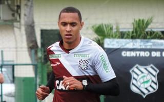 Leandro Silva Figueirense (Foto: Renan Koerich)