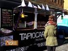 Pernambucana investe quase R$ 100 mil e vende tapioca nas ruas de Berlim