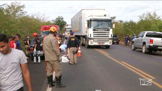 PRF revela redução nas mortes por acidentes em rodovias no MA