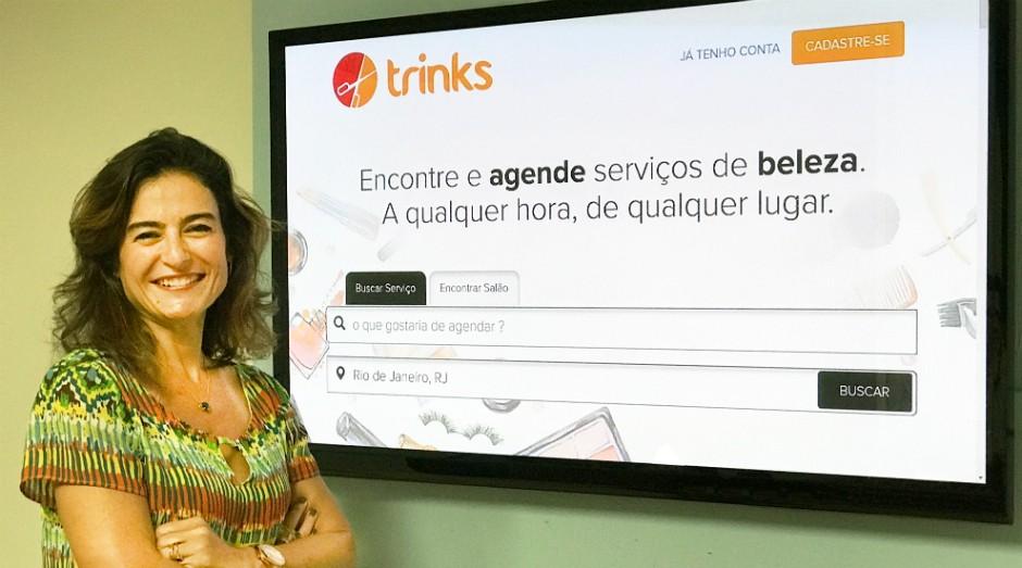 Carina Gewerc, Trinks.com (Foto: Divulgação)