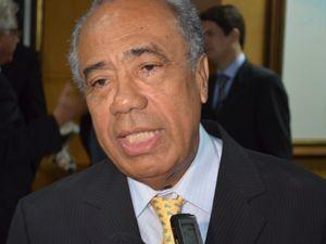 João Alves, ex-governador de Sergipe (Foto: Marina Fontenele/G1 SE)