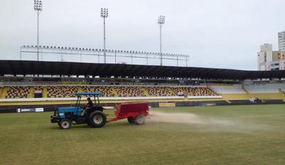 estádios reformados pela CBF 4 (Foto: Divulgação/CBF)