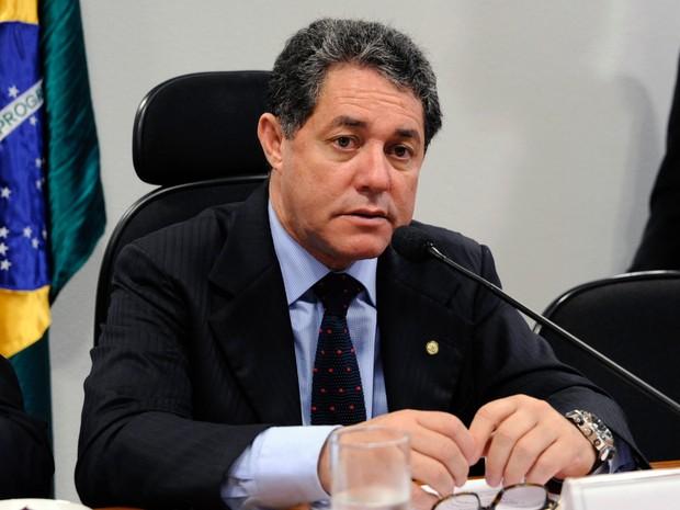 O então deputado Paulo Ferreira (PT-RS) durante audiência pública na Câmara dos Deputados, em Brasília, em abril de 2013 (Foto: Alexandra Martins/Câmara dos Deputados)