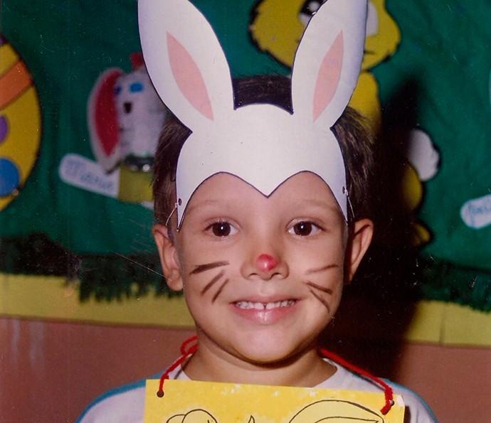 Daniel Henrique Páscoa The Voice Kids (Foto: Arquivo Pessoal)