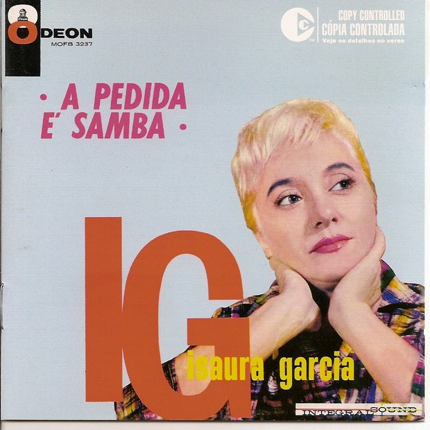 Reprodução da capa de um dos discos mais famosos da cantora (Foto: Reprodução)