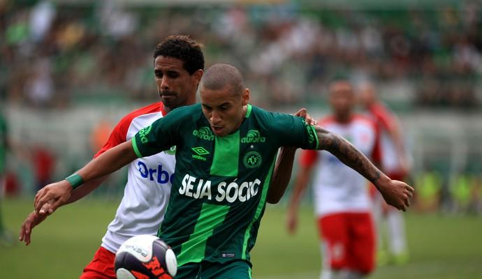 Wellington Paulista Chapecoense x Inter de Lages Arena Condá (Foto: Sirli Freitas/Chapecoense)