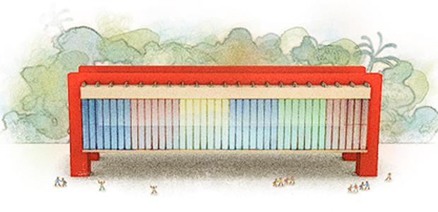 3-doodle-google-100-aniversario-de-lina-bo-bardi-masp (Foto: Reprodução/Google)