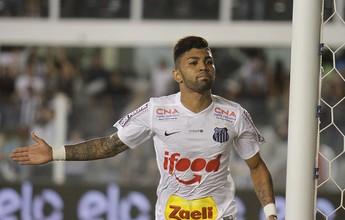 """Santos """"nem leva a sério"""" proposta de R$ 40 milhões por Gabigol, diz Rizek"""