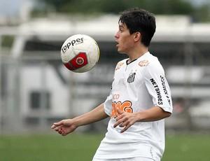 Lucas Otávio é um dos destaque do Peixe (Foto: Divulgação / Santos FC)