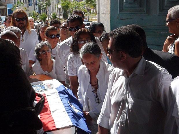 dona canô (Foto: Lílian Marques/G1)