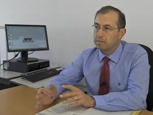 Promotor que cuida do caso quer informações sobre impactos ambientais (Foto: Reprodução/ TV TEM)