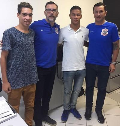 Hugo, Igor, Auto Esporte, Corinthians (Foto: Divulgação / Auto Esporte)