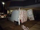 Polícia Rodoviária apreende mais de 25 mil maços de cigarros em Florínea