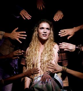 Elenco dá voz a temas fundamentais da música do homenageado (Foto: Divulgação)
