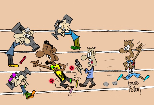 BLOG: Bolt,mito!