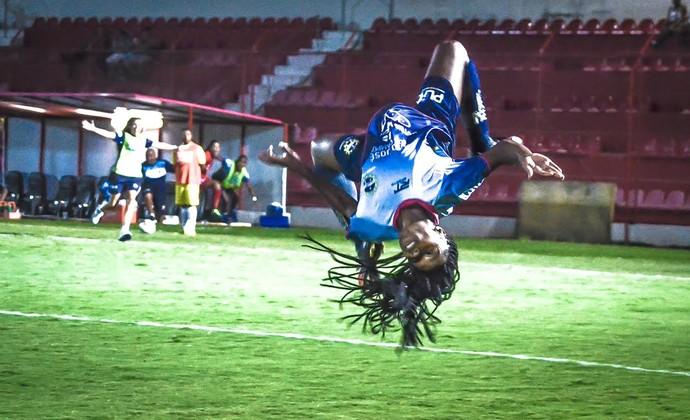 Corinthians São José futebol feminino Ludmila atacante (Foto: Arthur Marega / São José Futebol Feminino)