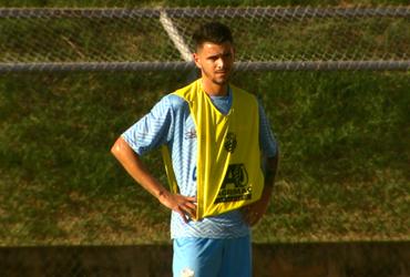 Thiago Cristian lateral Comercial (Foto: Reprodução EPTV)