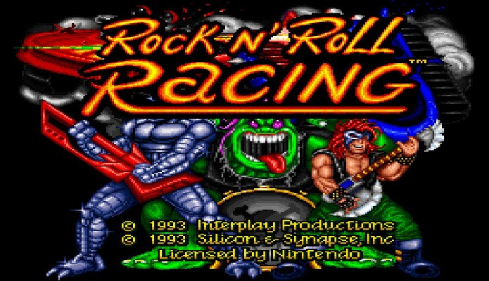 Rock n Roll Racing (Foto: Divulgação)