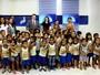 TV Clube recebeu mais de 1. 300 estudantes em projeto de ação social