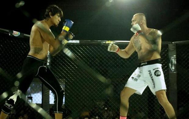 Yuri Andrey vence bósnio no Lions FC 4 de MMA (Foto: Divulgação/Facebook)