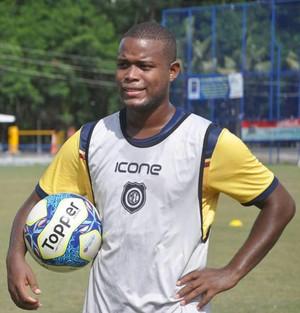 Luciano Naninho do Madureira (Foto: André Soares/Madureira EC)