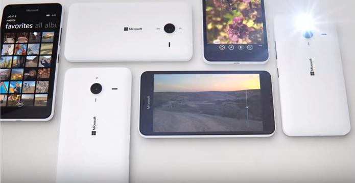 288b96fe1d81f Lumia 640 XL tem câmera de 13 megapixels traseira e frontal de 5 megapixels  (Foto