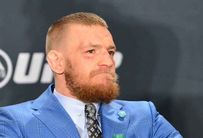 Conor McGregor; UFC 196 (Foto: Jason Silva)