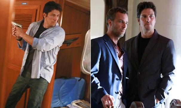 Em Revenge, Michael Trucco interpreta o vilão Nate Ryan (Foto: Divulgação / Disney Media Distribution)