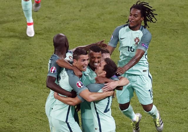 57dfa11507 Portugal x País de Gales - Eurocopa 2016 - globoesporte.com