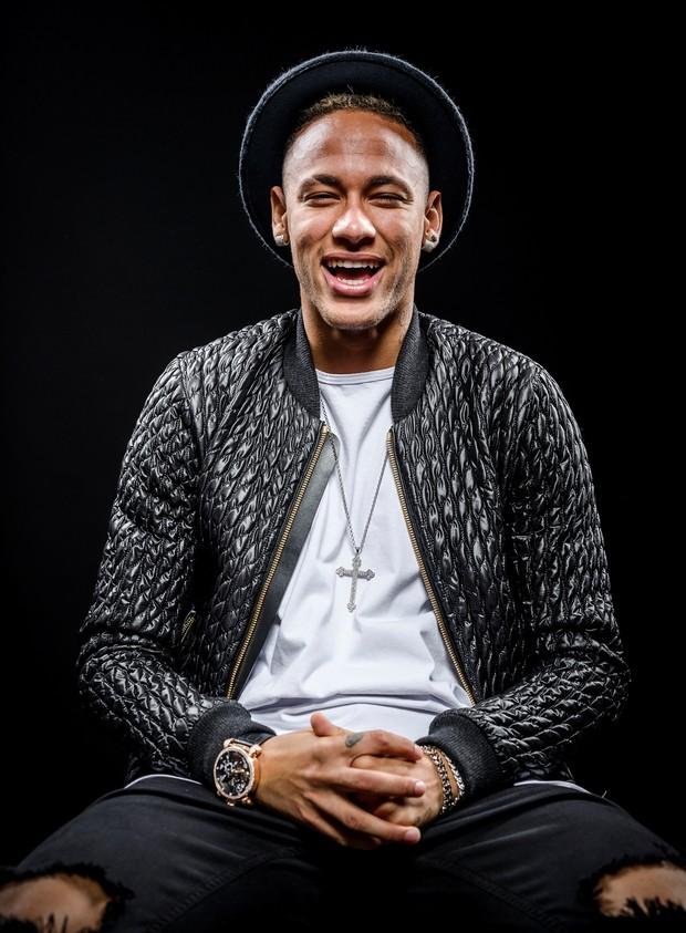 Neymar  (Foto: Javi Echevarría / Divulgação)