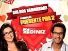 Separados, Eliéser e Kamilla estrelam campanha de Dia dos Namorados