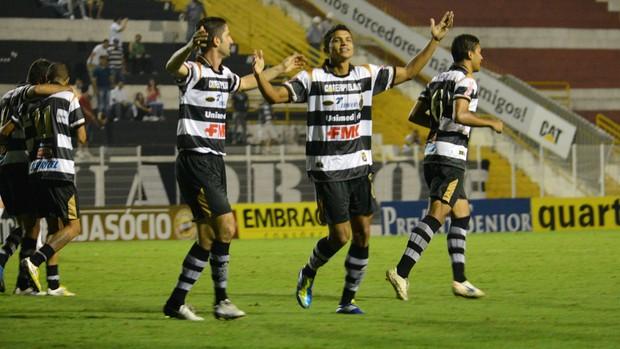Adriano Ferreira XV de Piracicaba Bragantino (Foto: Michel Lambstein / XV de Piracicaba)