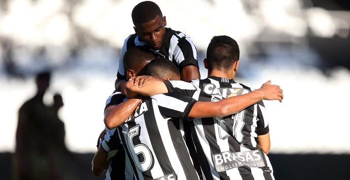 Botafogo Sub-20 (Foto: Reprodução/Twitter)
