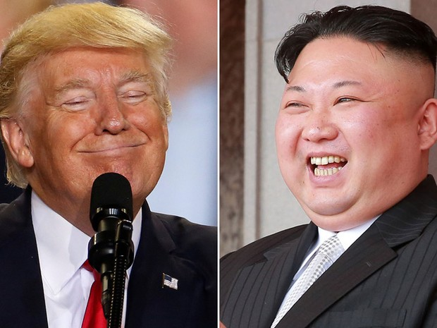 Trump ameaça Coreia do Norte com