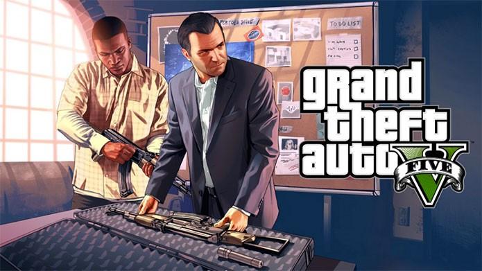 GTA 5 já pode ser pré-baixado no Steam e Nuuvem (Foto: Divulgação)
