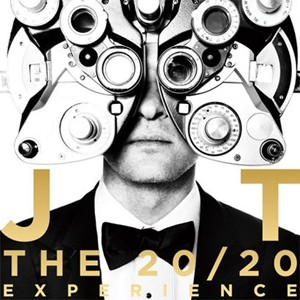Capa do disco 'The 20/20 experience', de Justin Timberlake (Foto: Reprodução)
