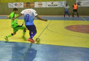Paty do Alferes vence Barra Mansa no Ginásio Municipal (Foto: Divulgação/TV Rio Sul)