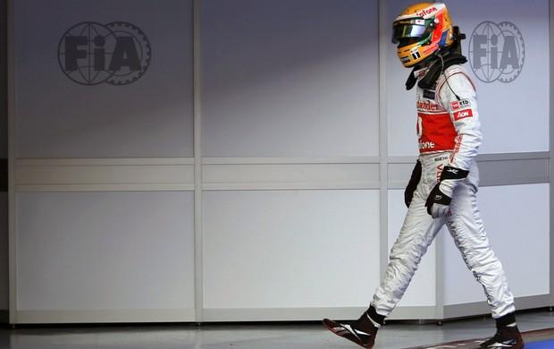 F1 GP da Malásia Lewis Hamilton (Foto: Reuters)