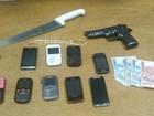 Polícia prende suspeitos de arrastão em Suzano